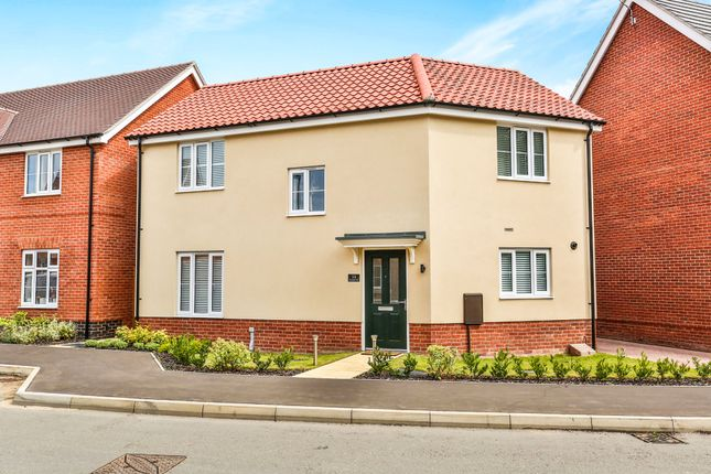 Thumbnail Detached house for sale in Mallard Way, Sprowston, Norwich
