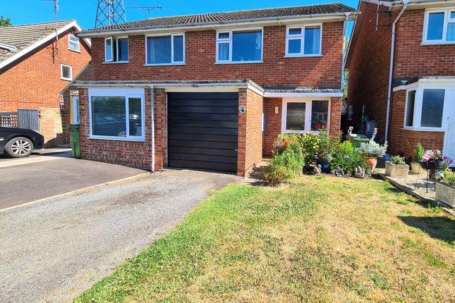 Thumbnail Semi-detached house for sale in Beaumont Drive, Cheltenham