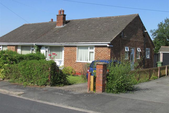 Thumbnail Bungalow for sale in Devon Drive, Pensby, Wirral