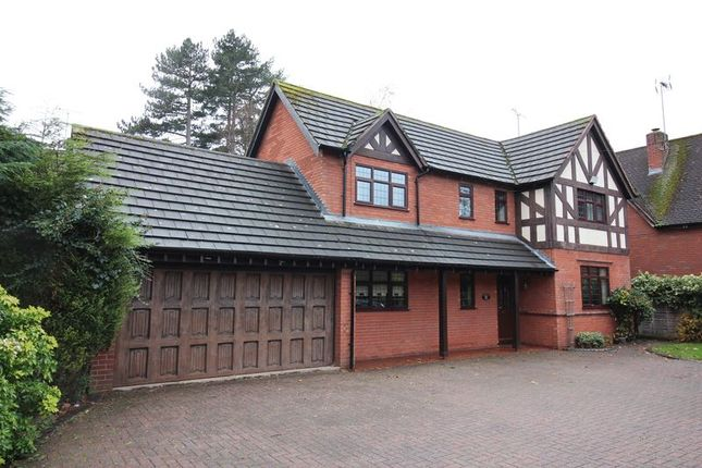 4 bed detached house for sale in Cot Lane, Kingswinford