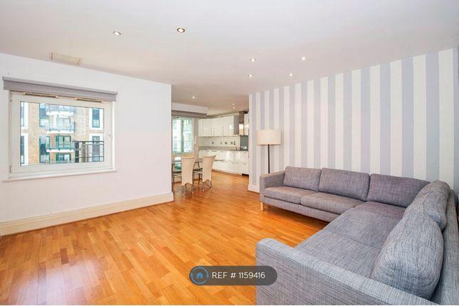 Thumbnail Flat to rent in Warren House, London