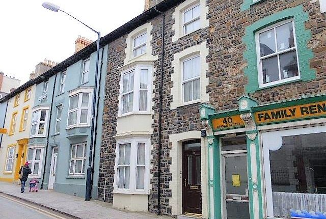 Thumbnail Terraced house to rent in Bridge Street, Aberystwyth