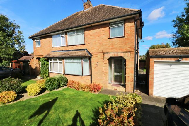 Thumbnail Semi-detached house to rent in Bull Pond Lane, Dunstable