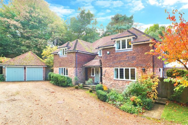 Thumbnail Detached house for sale in Bates Hill, Ightham, Sevenoaks, Kent