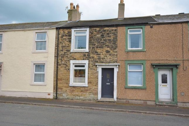 Exterior of Lonsdale Terrace, Dearham, Maryport CA15