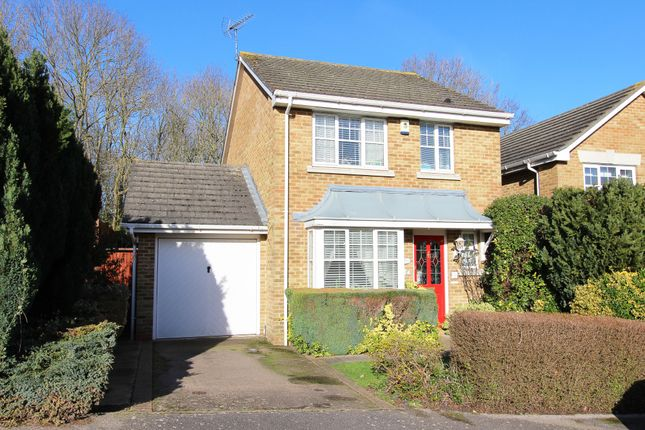 Thumbnail Detached house for sale in Page Close, Bean, Kent