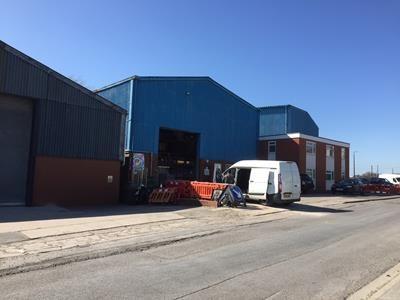 Thumbnail Light industrial for sale in Factory 1, Unit 32, Aldon Road, Poulton, Lancashire