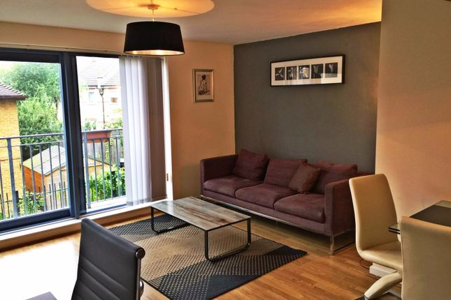 Thumbnail Flat to rent in Sherwood Gardens, Canary Wharf