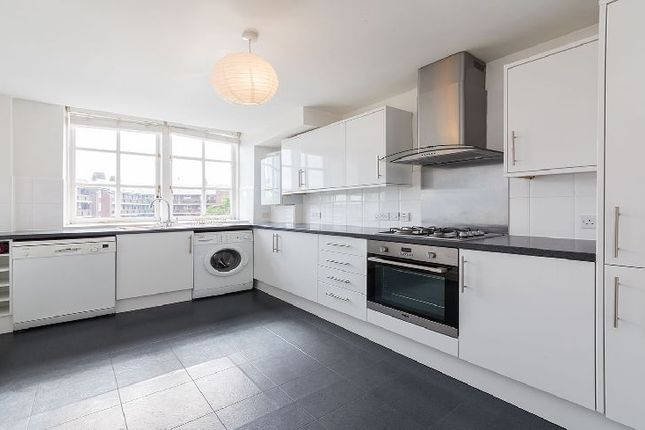 Thumbnail Flat to rent in Wharf Place, London