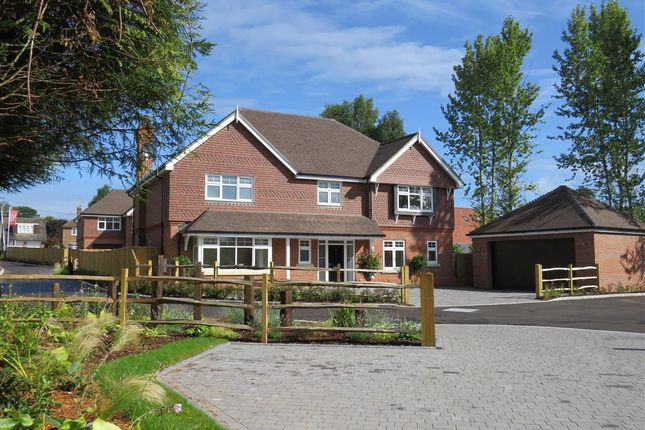 Thumbnail Detached house for sale in Hurstwood Lane, Haywards Heath
