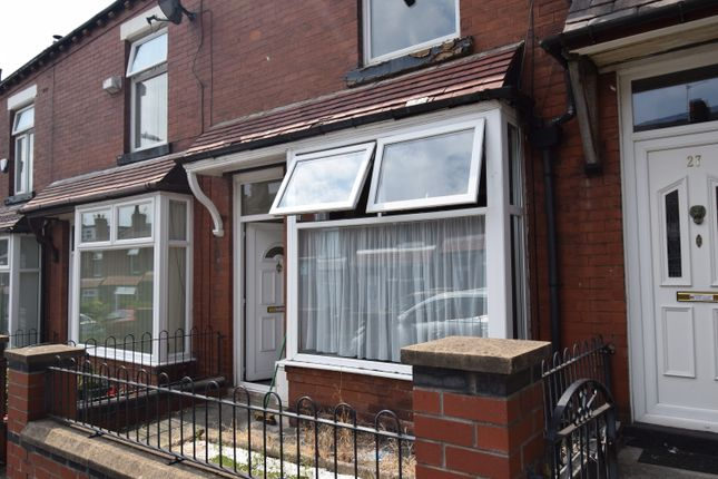Thumbnail Terraced house to rent in Hastings Road, Bolton