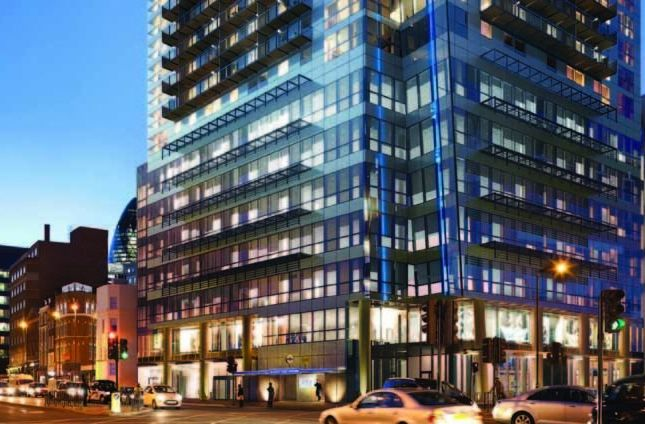 Thumbnail Flat for sale in Crawford Building, Whitechapel High St