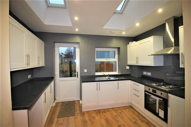Kitchen of Hands Road, Crookes, Sheffield S10