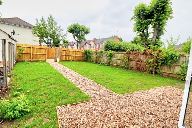 Garden of Aldermoor Lane, Coventry CV3