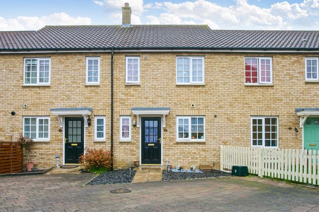 Thumbnail Terraced house for sale in Barrow Lane, Lower Cambourne, Cambridge