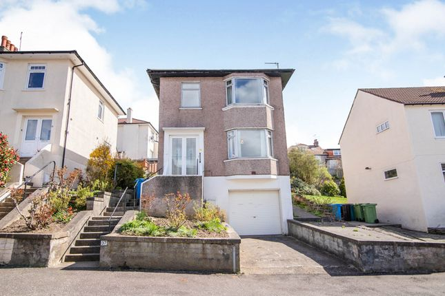 Thumbnail Detached house for sale in Giffnock Park Avenue, Giffnock, Glasgow