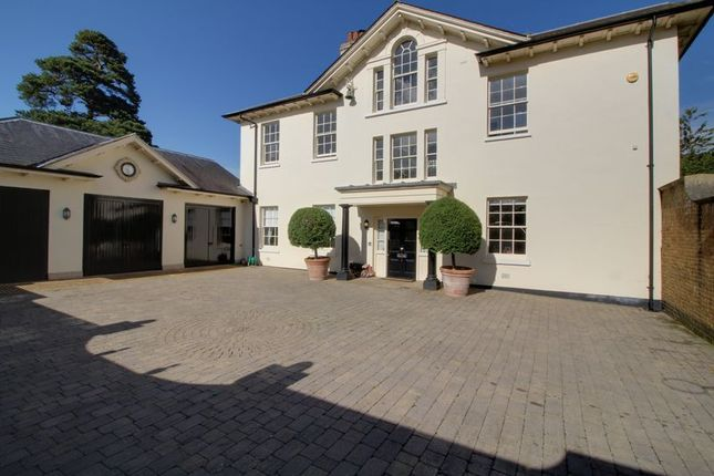Thumbnail End terrace house for sale in Henderson Place, Epping Green, Hertford