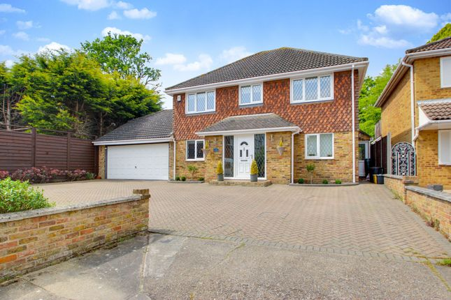 Thumbnail Detached house for sale in The Canters, Benfleet