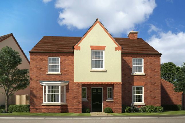 Thumbnail Detached house for sale in Plot 8 Post Office Lane, Kempsey, Worcester