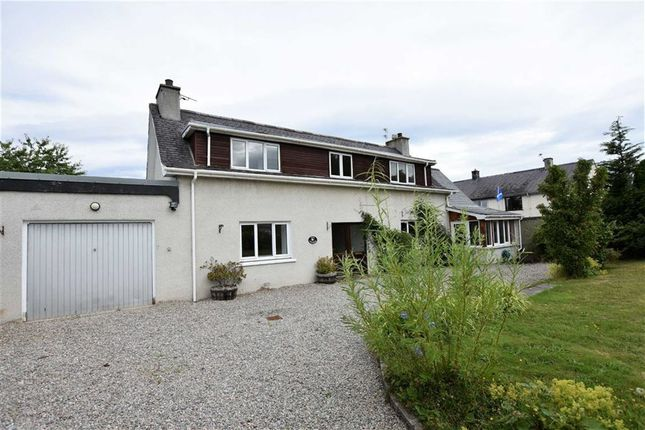Thumbnail Detached house for sale in Smithton, Inverness