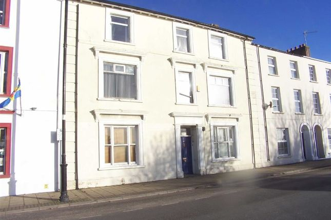 Thumbnail Office for sale in Hamilton Terrace, Milford Haven