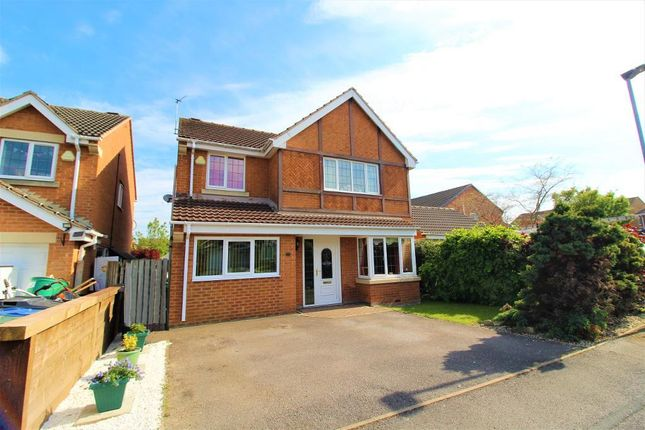Thumbnail Detached house for sale in Chilcombe Place, Birdwell, Barnsley, South Yorkshire