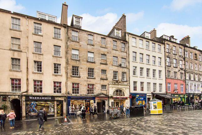 Thumbnail Flat for sale in High Street, Edinburgh