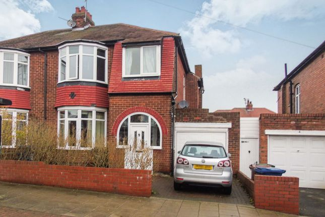Thumbnail Semi-detached house for sale in Kenton Lane, Kenton, Newcastle Upon Tyne