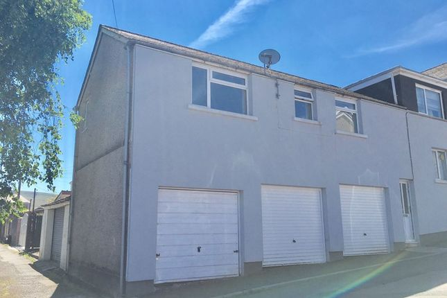 Thumbnail Flat for sale in Hughes Avenue, Ebbw Vale