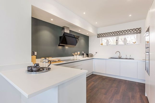 Thumbnail Detached house for sale in Ordnance Yard, Heritage Way, Gosport