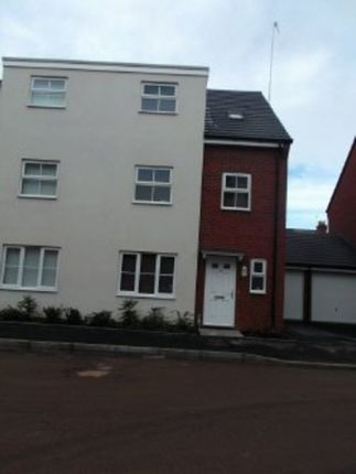 Thumbnail End terrace house to rent in Poppleton Close, Coventry