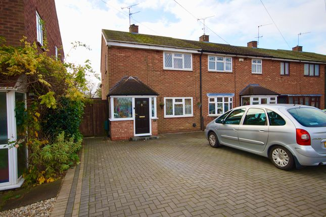 3 bed end terrace house for sale in Barnfield Avenue, Allesley Village, Coventry CV5