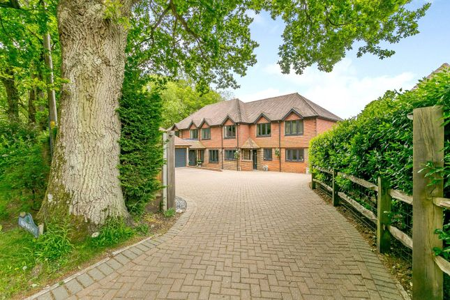 Thumbnail Detached house for sale in Monkmead Lane, West Chiltington, Pulborough, West Sussex
