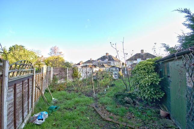 Garden of Kendal Way, Cambridge CB4