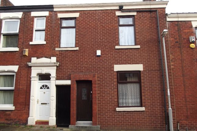 Thumbnail Terraced house to rent in Milner Street, Preston