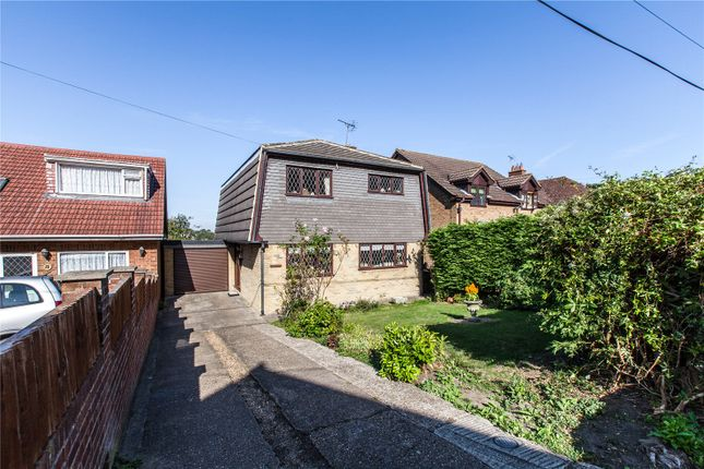 Thumbnail Detached house for sale in Castle Street, Upnor, Kent