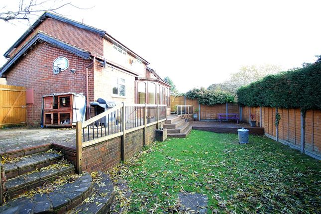 Thumbnail Detached house for sale in Oaklands, Westham