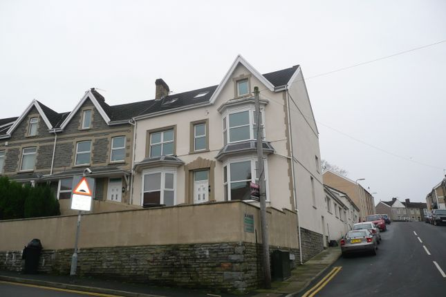 Thumbnail Flat to rent in Lewis Road, Neath