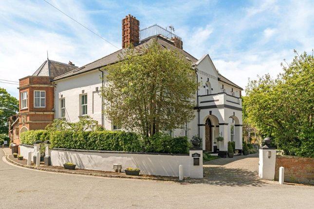 Thumbnail Detached house for sale in Church Street, Crondall, Farnham, Surrey