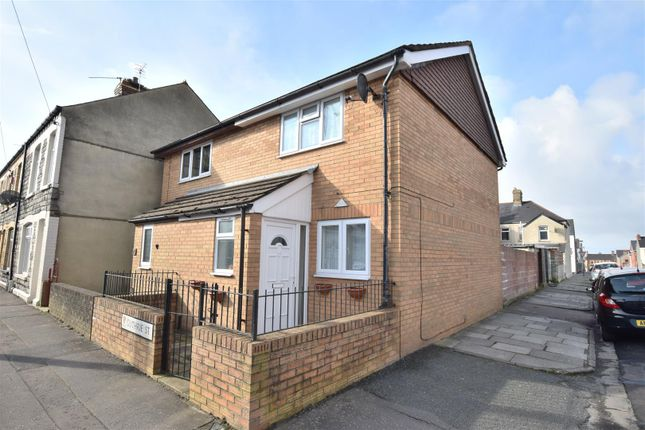 Thumbnail Semi-detached house for sale in Guthrie Street, Barry