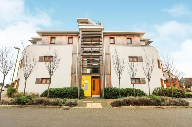 Thumbnail Flat for sale in Hartington Place, Letchworth Garden City, Hertfordshire, England