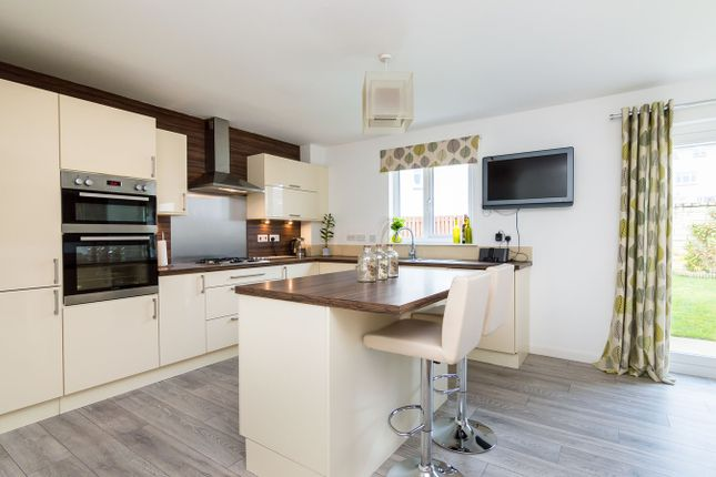 Thumbnail Detached house for sale in South Chesters Gardens, Bonnyrigg