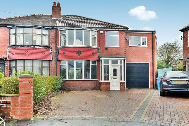 Thumbnail Semi-detached house for sale in St. Teresas Road, Manchester
