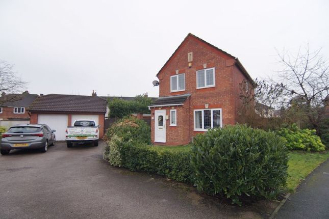 Thumbnail Detached house for sale in Hastings Avenue, Warton