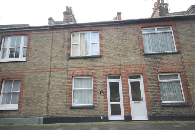 Thumbnail Terraced house for sale in West Street, Walton On The Naze
