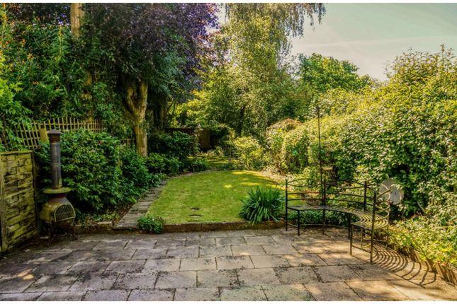 Front Garden of Cedar Grove, Barton DL10