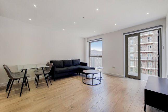 Thumbnail Flat to rent in Atlantis Avenue, London