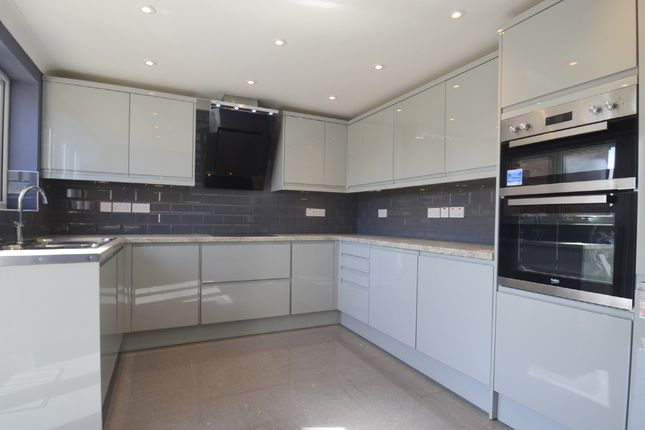 Thumbnail Semi-detached bungalow to rent in Chrislaine Close, Stanwell, Staines