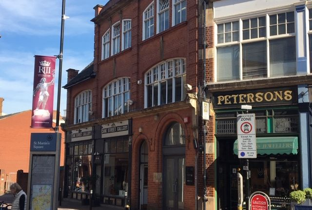 Office to let in Cank Street, Leicester