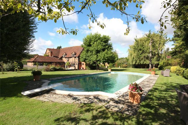 Thumbnail Detached house for sale in Winkfield Street, Winkfield, Windsor, Berkshire